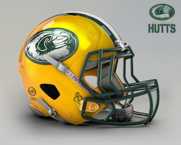 Мексиканец создал коллекцию футбольных шлемов, посвящённую «Звёздным войнам». Изображение № 12.