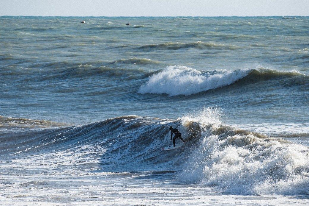 Русская Калифорния: Зачем заниматься сёрфингом в Сочи. Изображение № 4.