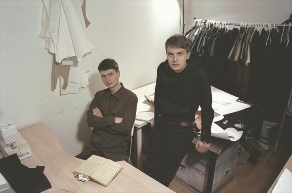 «Креативщики —новые рокеры»: Интервью с создателями молодой российской марки одежды Stoyn. Изображение №2.