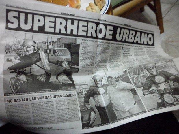 Аргентинская полиция арестовала местного «супергероя». Изображение № 8.
