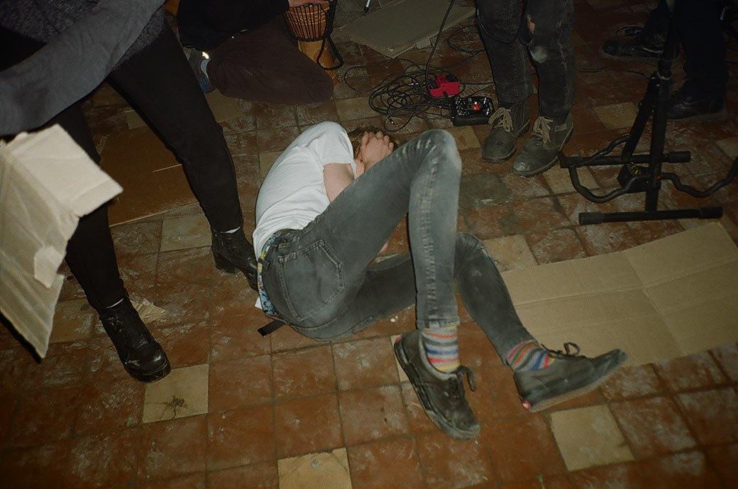 Фоторепортаж: Боровик Ералаш и The Cold Dicks на фестивале «Переугар». Изображение № 12.