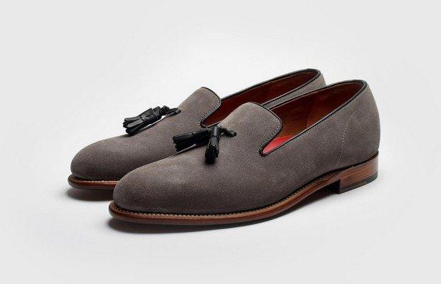 Марка Grenson выпустила весеннюю коллекцию обуви. Изображение № 22.
