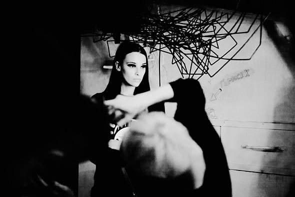 Дом моды: Репортаж со съемок видео модельного агентства. Изображение № 8.