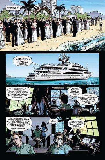 Режиссер «Пипца» экранизирует еще один комикс Марка Миллара «Тайная служба». Изображение № 3.