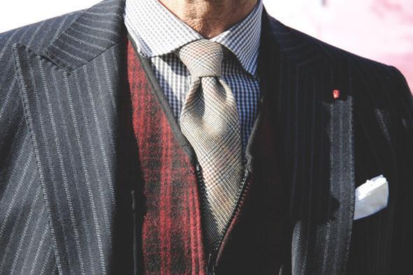 Итоги Pitti Uomo: 10 трендов будущей весны, репортажи и новые коллекции на выставке мужской одежды. Изображение № 123.