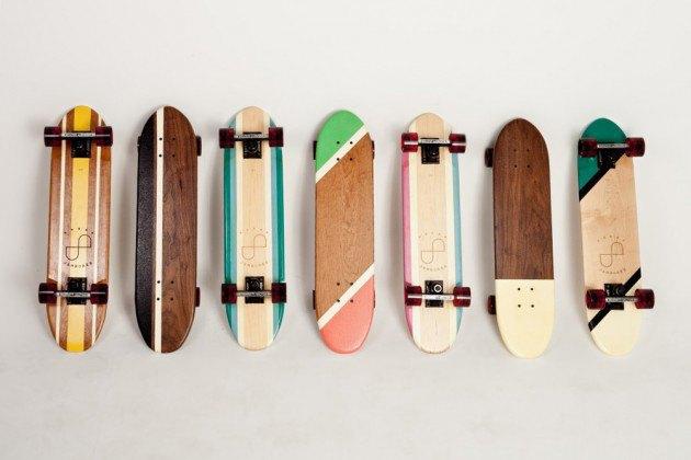 Марка Side Project Skateboards вместе с Jamboree Store представила винтажные скейтборды. Изображение № 2.