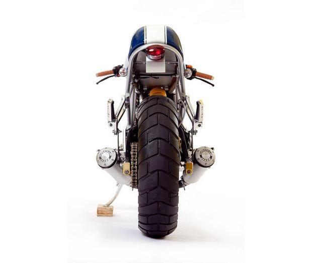 Португальская мастерская Maria Motorcycles представила мотоцикл Italian Sniper. Изображение № 5.