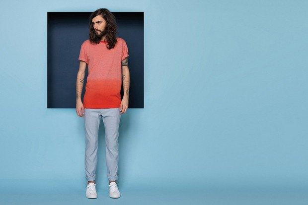 Французская марка Sixpack опубликовала лукбук весенней коллекции одежды. Изображение № 5.