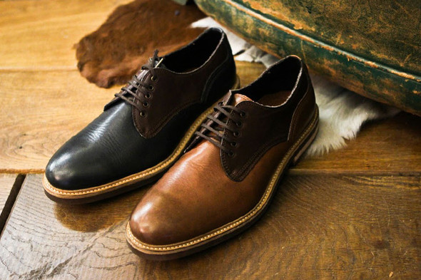 Новая коллекция обуви марки Hudson. Изображение № 8.