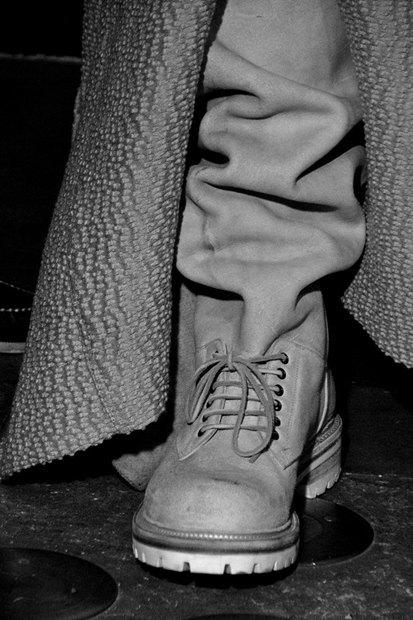 Рик Кастро сделал фетиш-съёмку коллекции Рика Оуэнса со стариками. Изображение № 6.