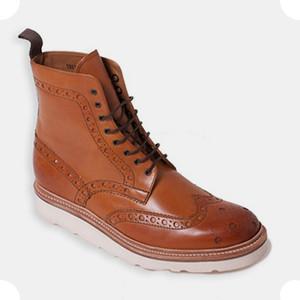 Изображение 17. Дай пять: альтернатива обуви Red Wing.. Изображение № 4.