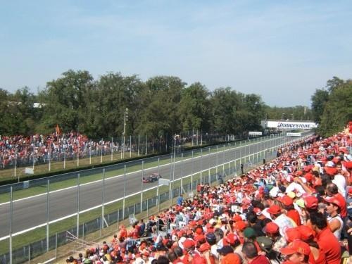 Гран-при: Трасса Monza и гонка «Формула-1». Изображение № 13.