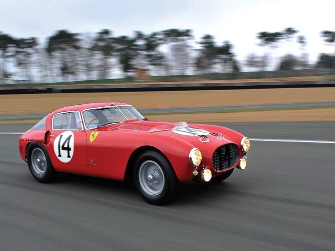 Раритетный Ferrari 340/375 MM Berlinetta продали за 10 миллионов евро. Изображение № 15.