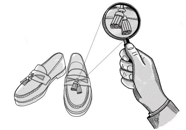 Внимание к деталям: Как появились кисточки на лоферах. Изображение № 1.