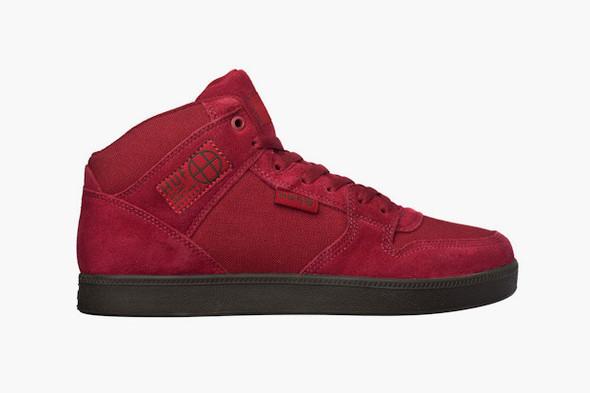 Новая коллекция обуви марки HUF. Изображение № 3.