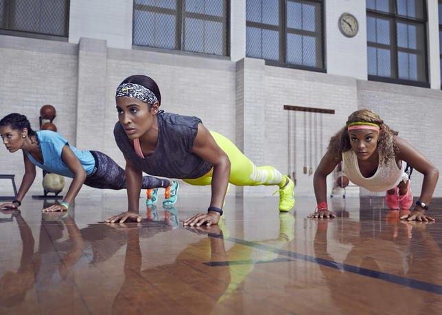 Как выглядит тренировочный курс Скайлар Диггинс в приложении Nike. Изображение № 1.