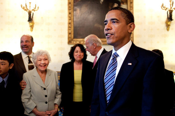 Наглядный пример: Барак Обама. Изображение № 4.