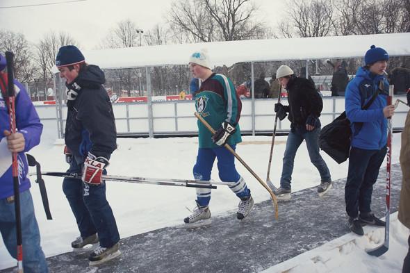 Репортаж с хоккейного турнира магазина Fott. Изображение № 7.