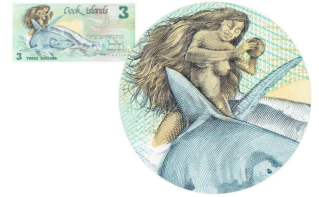 Без купюр: Непристойные изображения на банкнотах разных стран. Изображение № 2.
