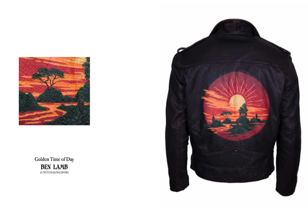 Марка Levi's Vintage Clothing выпустила коллекцию байкерских кожаных курток. Изображение № 3.