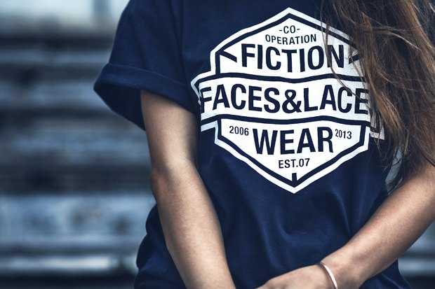 Марка одежды Fiction опубликовала лукбук новой коллекции. Изображение № 29.