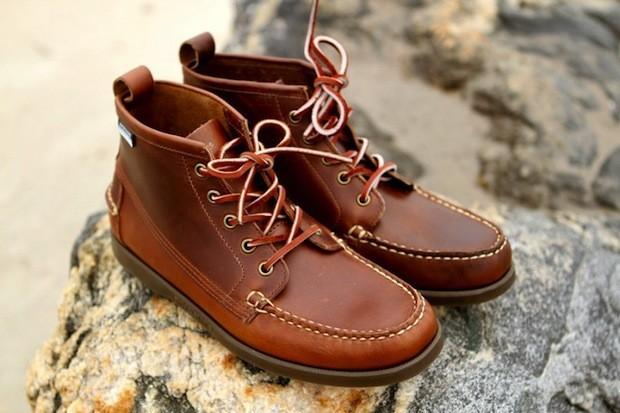 Sebago представили линейку весенней обуви. Изображение № 6.