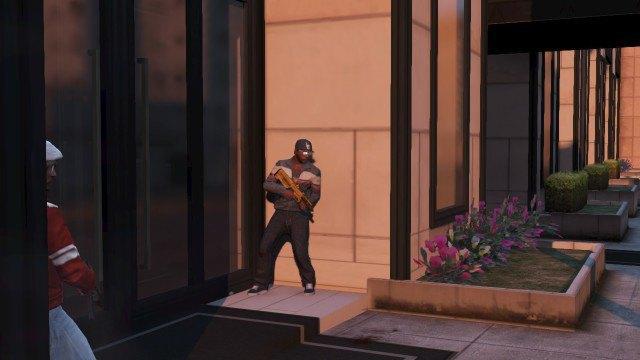 Агентство Media Lense: Фоторепортажи из горячих точек и бандитских районов в GTA V Online. Изображение № 26.