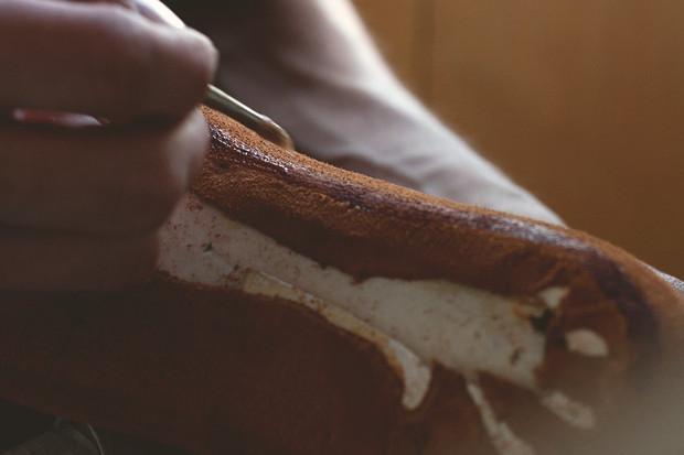 Обувь своими руками: Как сделать ботинки мечты в домашних условиях. Изображение № 18.