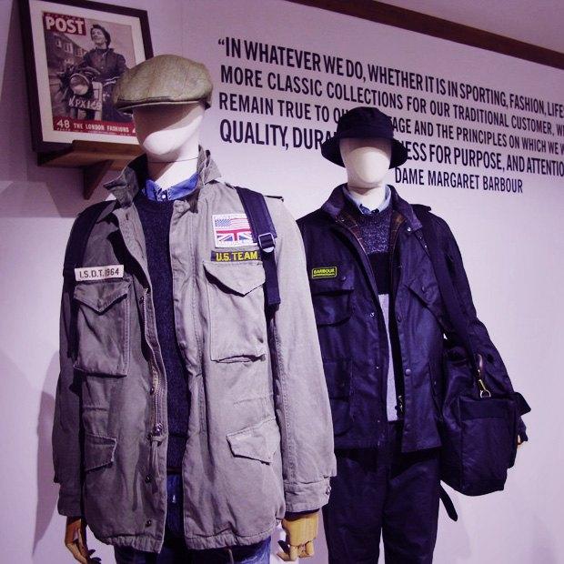 Pitti Uomo 2013: Репортаж с первого дня выставки, стенды Barbour, Onitsuka Tiger и другие . Изображение № 25.
