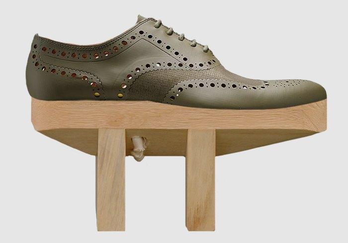 Стой на своём: 7 дизайнерских решений для марки Cole Haan. Изображение № 7.