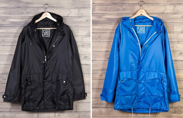 Новая марка: Плащи и куртки из Петербурга SH'U. Изображение № 4.