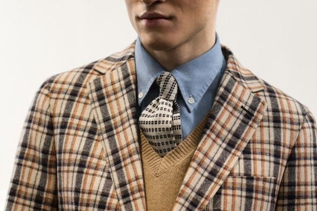 Марка Gant Rugger опубликовала второй лукбук осенней коллекции одежды. Изображение № 16.