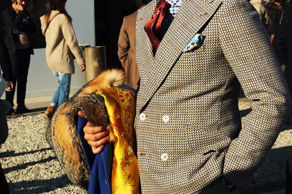 Итоги Pitti Uomo: 10 трендов будущей весны, репортажи и новые коллекции на выставке мужской одежды. Изображение № 139.