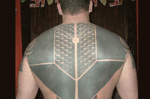 Точка на плоскости: Гид по дотворку — особенной технике татуировок. Изображение №9.