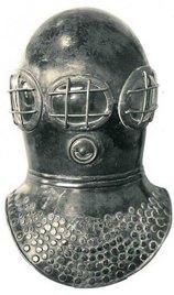 Находка недели: Винтажный водолазный шлем. Изображение № 2.