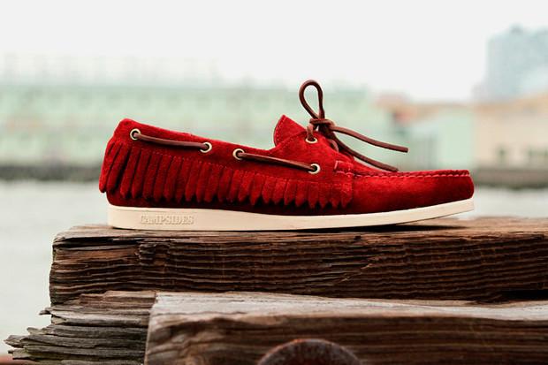 Дизайнер Ронни Фиг и марка Sebago выпустили капсульную коллекцию обуви. Изображение № 15.
