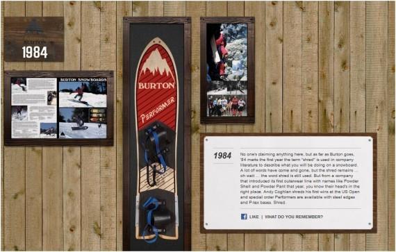 История досок для сноуборда Burton. Изображение № 2.