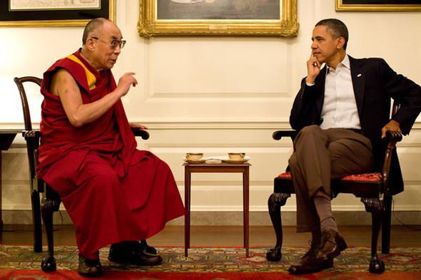 Наглядный пример: Барак Обама. Изображение № 14.