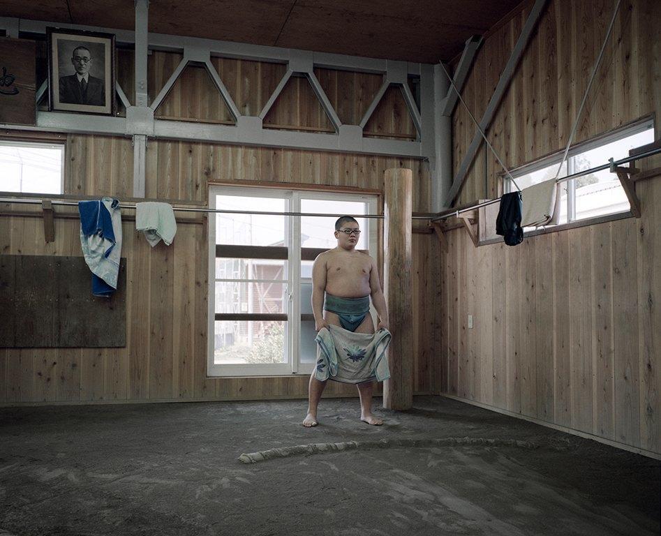 Как тренируются в борцовских школах сумо. Изображение № 5.
