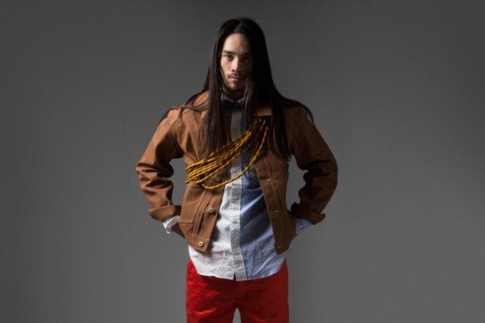 Марка Garbstore опубликовала лукбук весенней коллекции одежды. Изображение № 4.