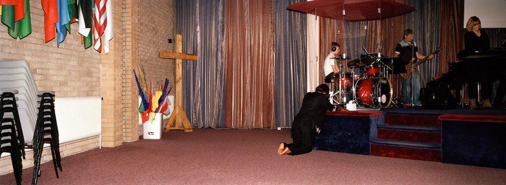 «Время танцевать»: Чем богослужение похоже на вечеринку. Изображение № 2.