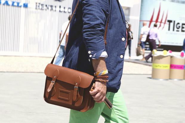 Детали: Репортаж с выставки мужской одежды Pitti Uomo. День первый. Изображение № 15.