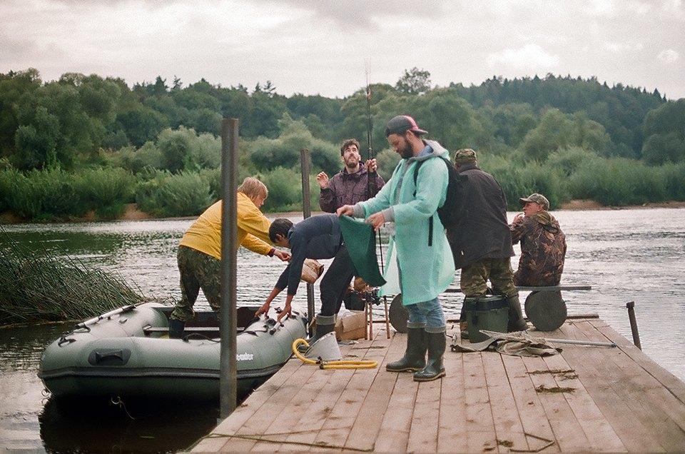 Фоторепортаж: Как редакторы FURFUR съездили на рыбалку. Изображение № 46.