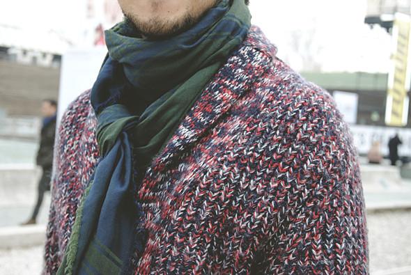 Детали: Репортаж с выставки мужской одежды Pitti Uomo. День третий. Изображение № 33.