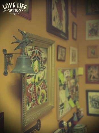 Репортаж из нового помещения Love Life Tattoo. Изображение № 5.