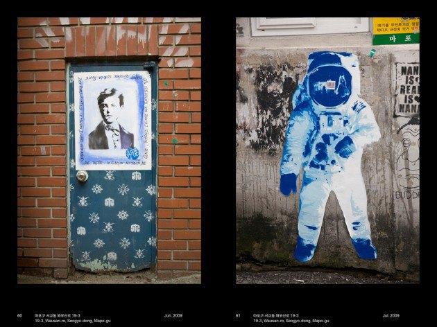 Вышла книга об уличном искусстве Сеула. Изображение № 3.