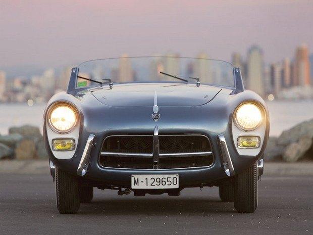 Редкий испанский спорткар Pegaso Z-102 1954 года выставлен на аукцион. Изображение № 4.