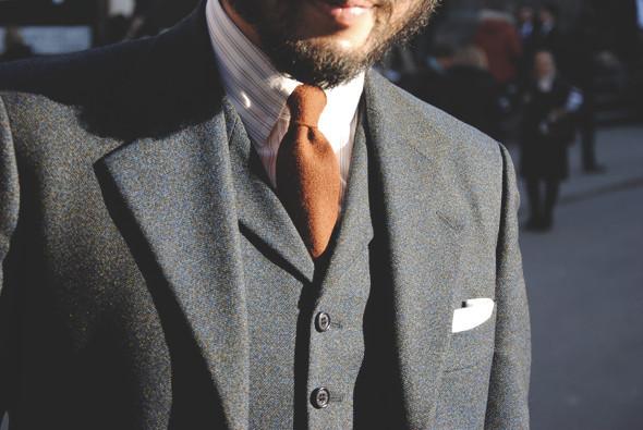 Детали: Репортаж с выставки мужской одежды Pitti Uomo. День второй. Изображение № 22.