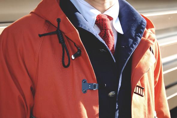 Детали: Репортаж с выставки мужской одежды Pitti Uomo. День первый. Изображение № 11.