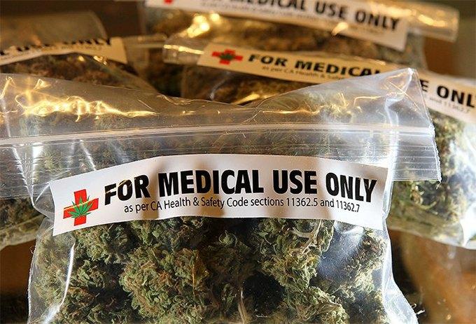 Нью-Йорк готов легализовать лечебную марихуану. Изображение № 1.